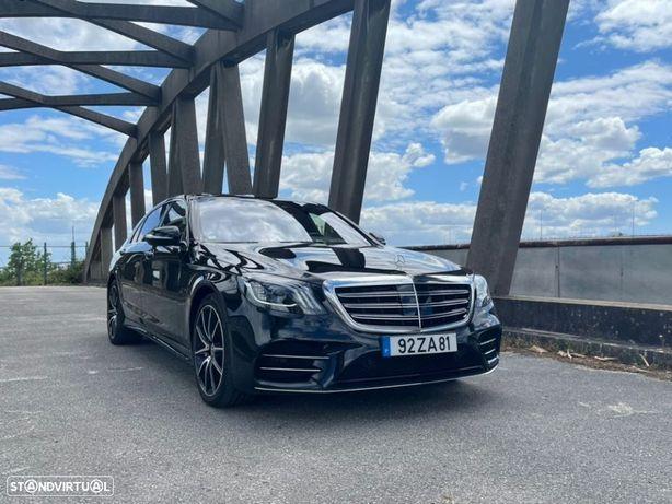 Mercedes-Benz S 560e