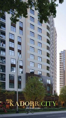 Двухкомнатная квартира в Кадорр Сити. Самая выгодная цена. 61.34 кв.м