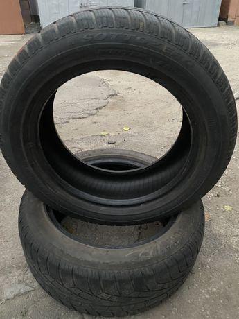 Зимняя резина Pirelli 205/55 16 2шт.
