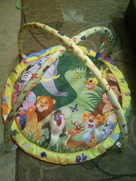 Детский развивающий коврик Житомир - изображение 1