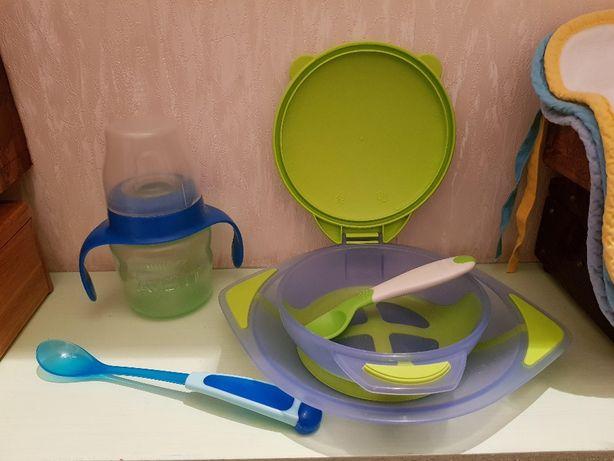 Посуда для кормления поильник Chicco Avent