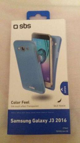 Capa Samsung J3 nova