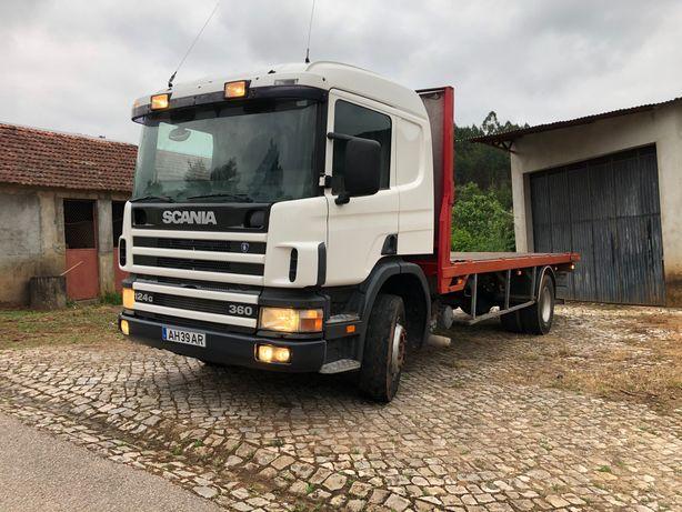 Scania 124G 360CV
