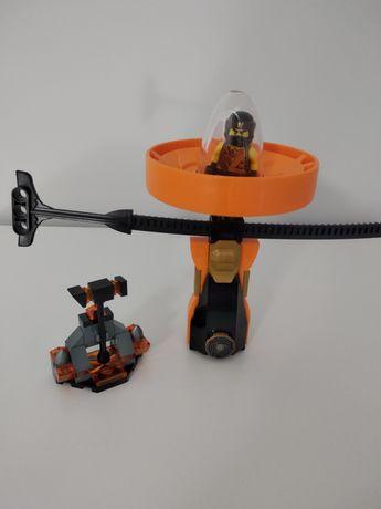 LEGO spinjitzu Cole 70637