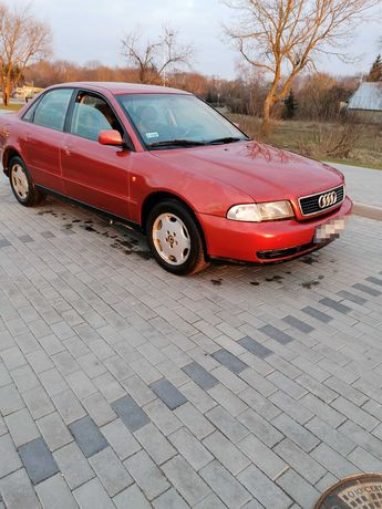Sprzedam Audi a4b5 1.9tdi 1997r