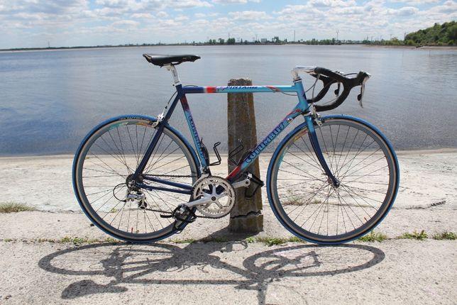 Шосейний велосипед minerva pinta columbus (шоссер, шоссейник)
