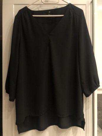 Czarna bluzka rozm. 38 H&M