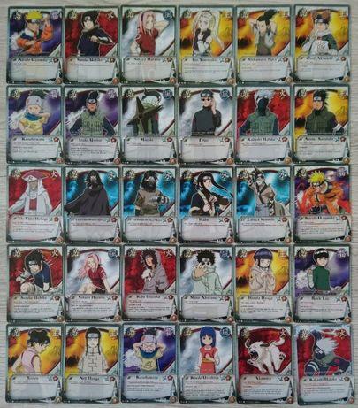 Karty do gry Naruto CCG, karty Ninja +10000 kart