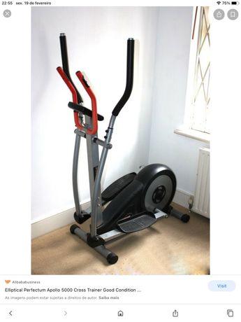 Bicicleta Elíptica p/ peças
