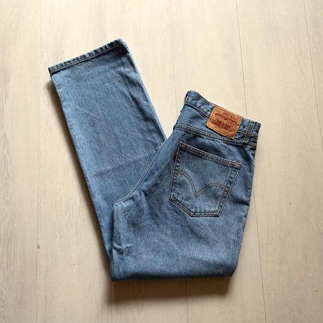 Новые джинсы Levi's 753 501 34x32