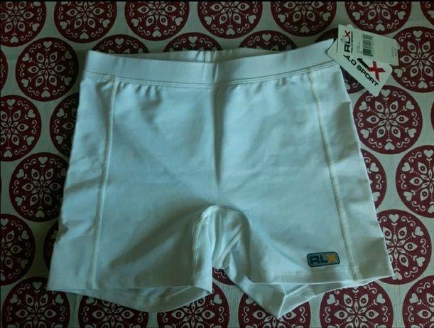 Spodnie Ralph LAUREN X  Nowe Białe