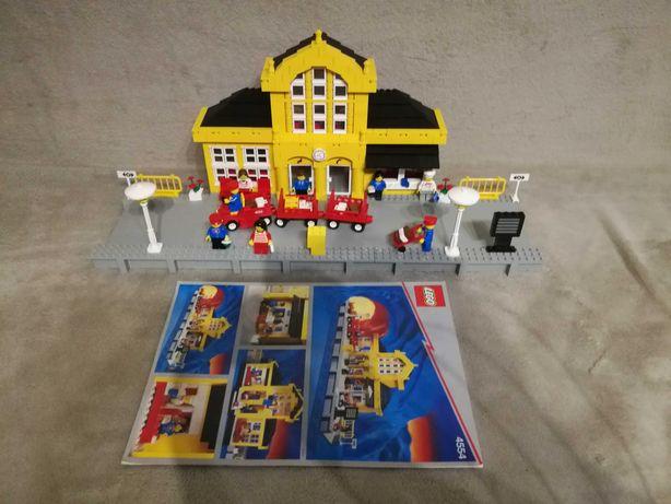 Lego Train pociąg 4554 Metro Station