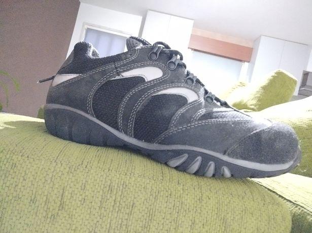 botas tênis biqueira de aço trabalho 41