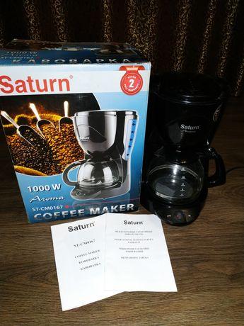 Кофеварка Saturn