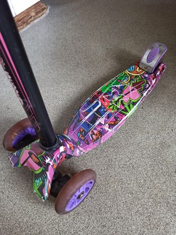 Самокат Best scooter для девочки