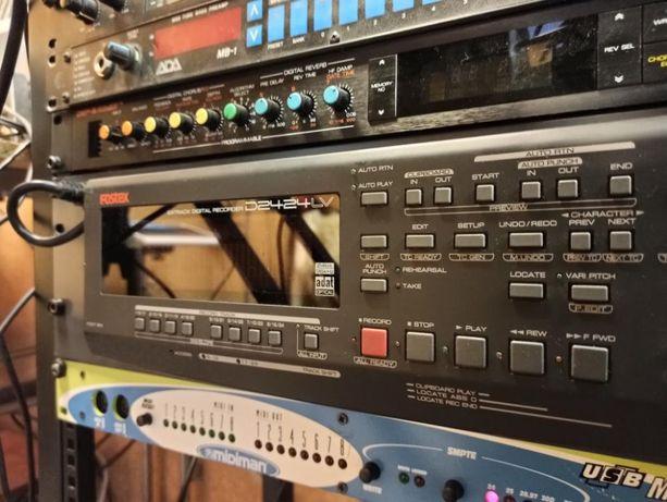Fostex D2424 LV - 24 канальная система записи