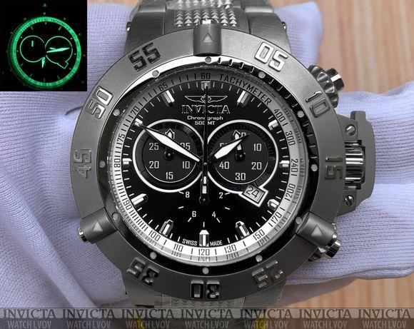 Мужские швейцарские часы Invicta 5511 Subaqua Noma III Swiss Made