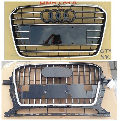 Решетка радиатора в бампер решітка радіатора Ауди А6 КЮ5 Audi A6 Q5