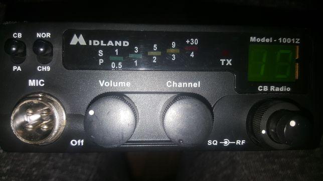 Midland 1001Z Cb radio..