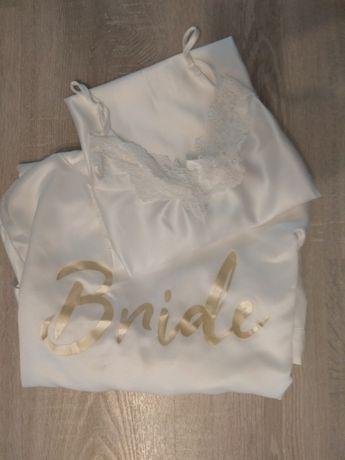 Szlafrok i koszulka nocna BRIDE