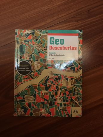 Manual geografia 8° ano - Geo Descobertas