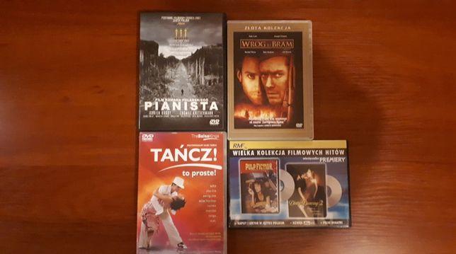 STAN IDEALNY - Filmy na DVD i kurs tańca (20zł/szt.)