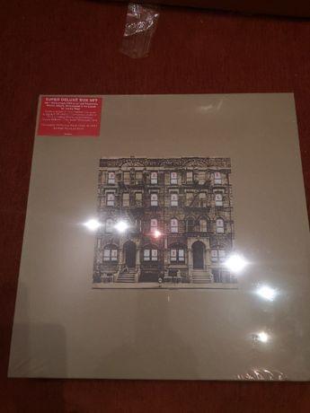 Led Zeppelin Physical Graffiti Super Deluxe Edition Box Set 3LP+3CD
