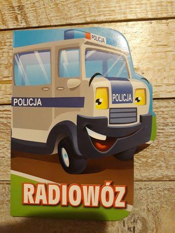 Radiowóz. Bajeczka dla dzieci