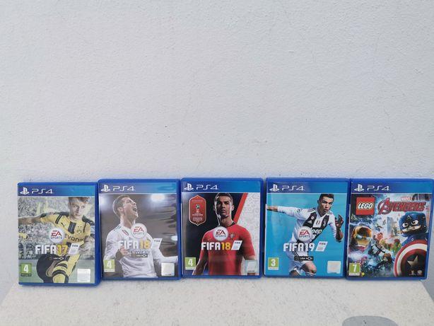 Jogos PS4 - PlayStation 4
