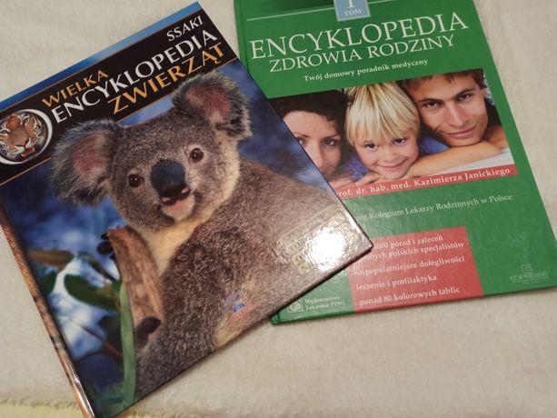 Encyklopedia zwierząt , encyklopedia zdrowia rodziny
