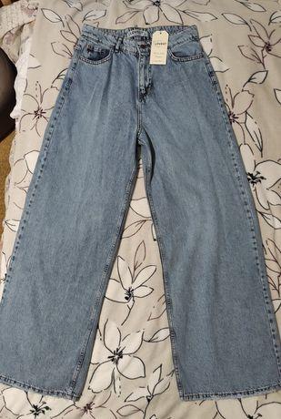 Новые джинсы палаццо