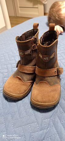 Весняні чобітки для хлопчика