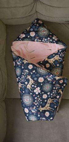 Śpiworek do nosidełka
