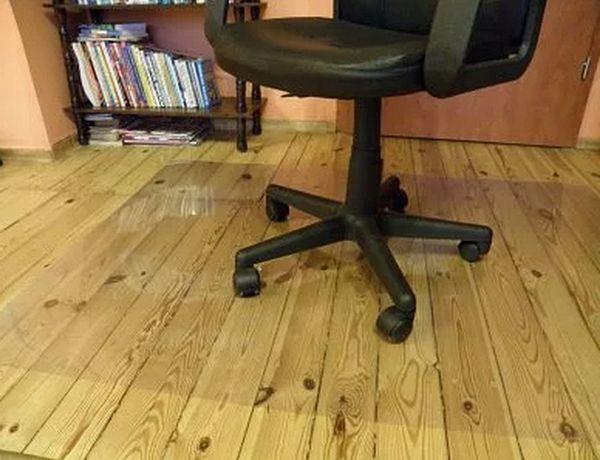 Коврик-подстилка защитный под офисные кресла, стулья, столы
