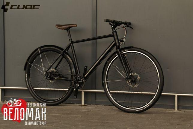 Велосипед Cube EDITOR Alfine 11 и Trek Giant Scott Cannondale Canyon
