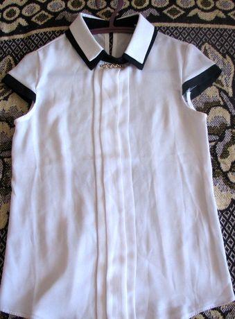 школьная блузка р.32