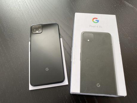 Google Pixel 4XL 64Gb Just Black Neverlock