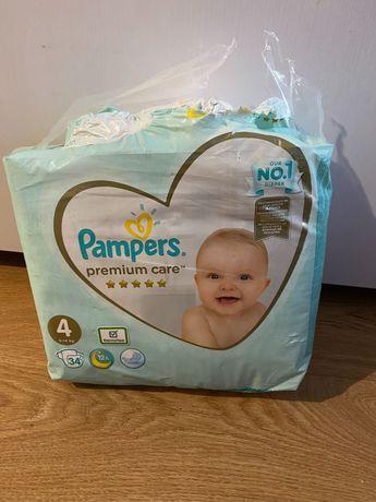 Pampers premium care 4 (34шт)