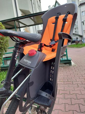 Fotelik rowerowy Hamax Siesta do MTB 29er