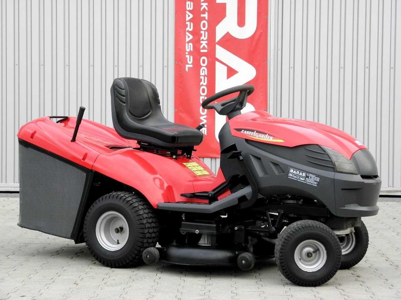 Traktorek kosiarka Castelgarden (290902) - Baras
