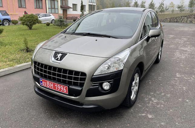 Peugeot 3008 пригнан с Бельги
