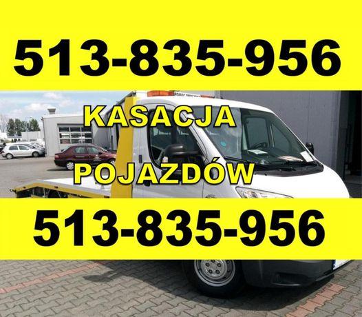 SKUP AUT Skup Samochodów Auto Skup KASACJA POJAZDÓW Łęczna i Okolice