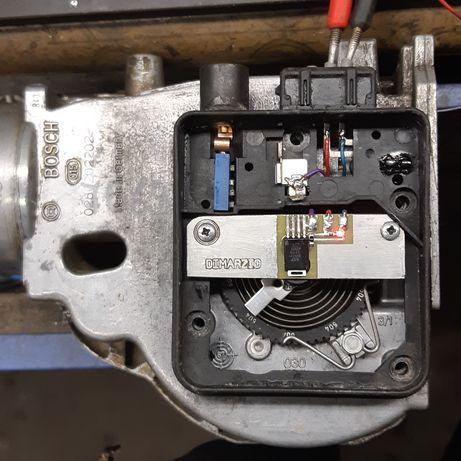 Восстановление расходомер jetronic motronic воздуха лопата Opel BMW