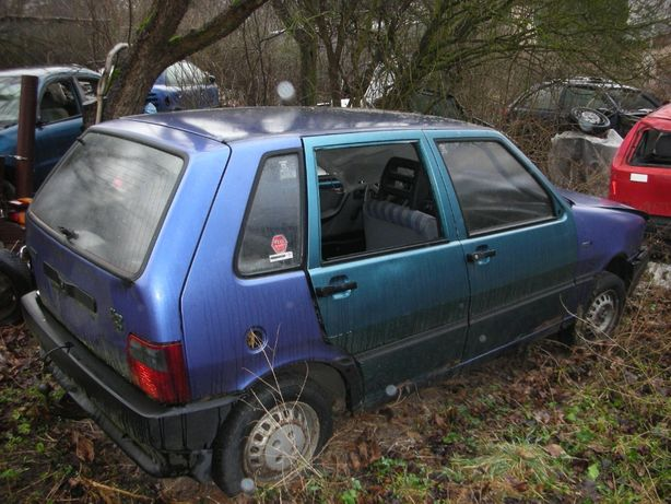 Fiat uno na czesci