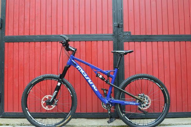 Велосипед двухподвес Musing Petrol 2 27.5 (Full XT11 Revolution )