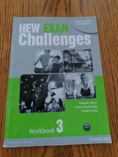 New Exam Challenges - workbook 3