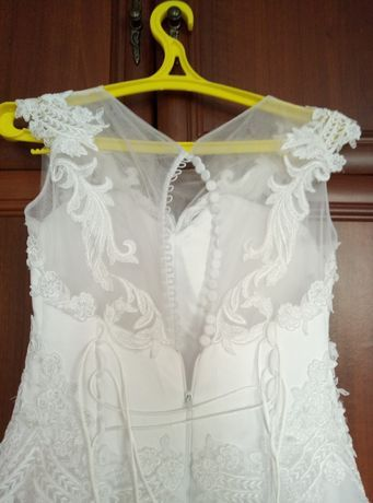 Весільна сукня , чудовий стан, Можливий прокат