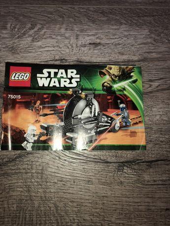 LEGO star wars 75015