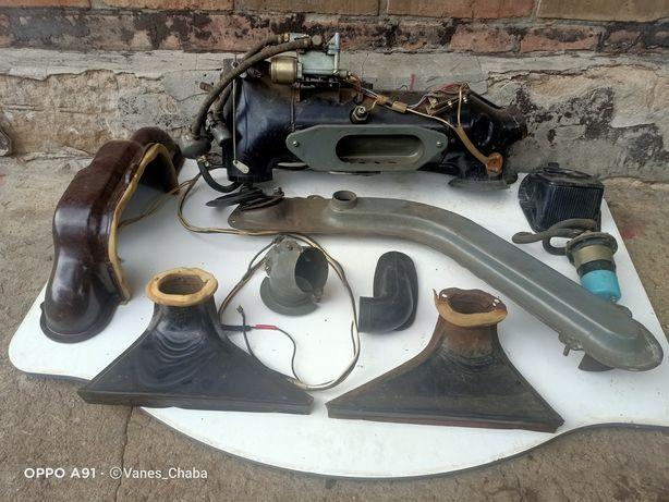 Автономка/печка ЗАЗ 968 вся в сборе с електробензонасосом
