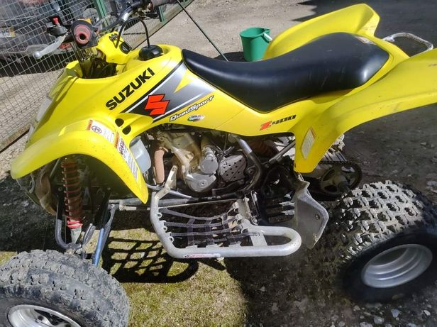Moto 4 ltz 400cc